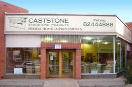 Caststone Fencing