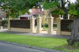 Gate Pillars Fence Pillars