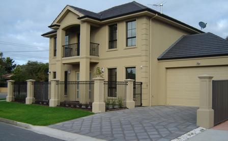 Gate Pillars Period Home Improvements
